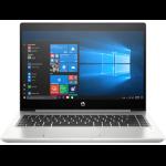"HP ProBook 440 G6 Zilver Notebook 35,6 cm (14"") 1920 x 1080 Pixels Intel® 8ste generatie Core™ i3 i3-8145U 4 GB DDR4-SDRAM 128 GB SSD"