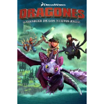 Microsoft DreamWorks Dragons Dawn of New Riders Xbox One Basic Spanish