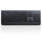 Lenovo 4X30H56873 keyboard RF Wireless QWERTY UK English Black