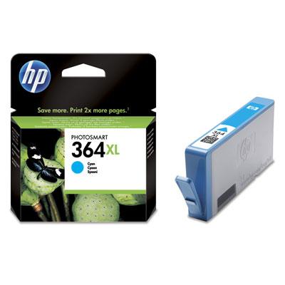 HP 364XL Original Cian 1 pieza(s)