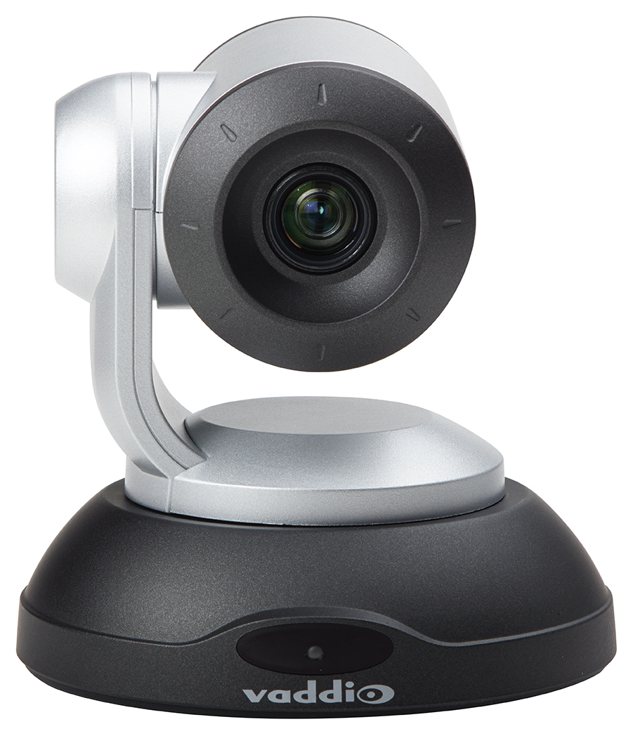 """Vaddio ConferenceSHOT 10 2.38 MP CMOS 25.4 / 2.8 mm (1 / 2.8"""") Black,Silver 999-9990-001"""