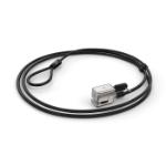 Kensington k62055ww cable lock Black,Silver