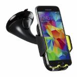 Kit HOLSUCUNIRF holder Mobile phone/Smartphone Black