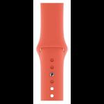 Apple MWUT2ZM/A smartwatch accessory Band Orange Fluor-Elastomer