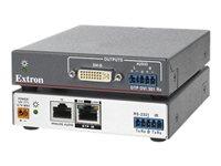 EXTRON DTP DVI 301 Rx transmitter