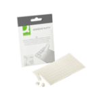 Q-CONNECT KF04590 adhesive cover film White