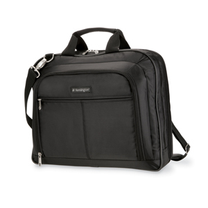 Kensington Simply Portable 15.6'' Topload Laptop Case- Black