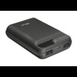 Trust Forta HD batería externa Negro Ión de litio 10000 mAh