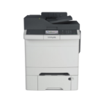 Lexmark CX410dte Laser A4 Black,Grey
