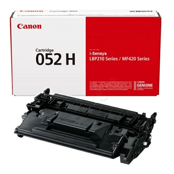 Canon 2200C002 (052H) Toner black, 9.2K pages