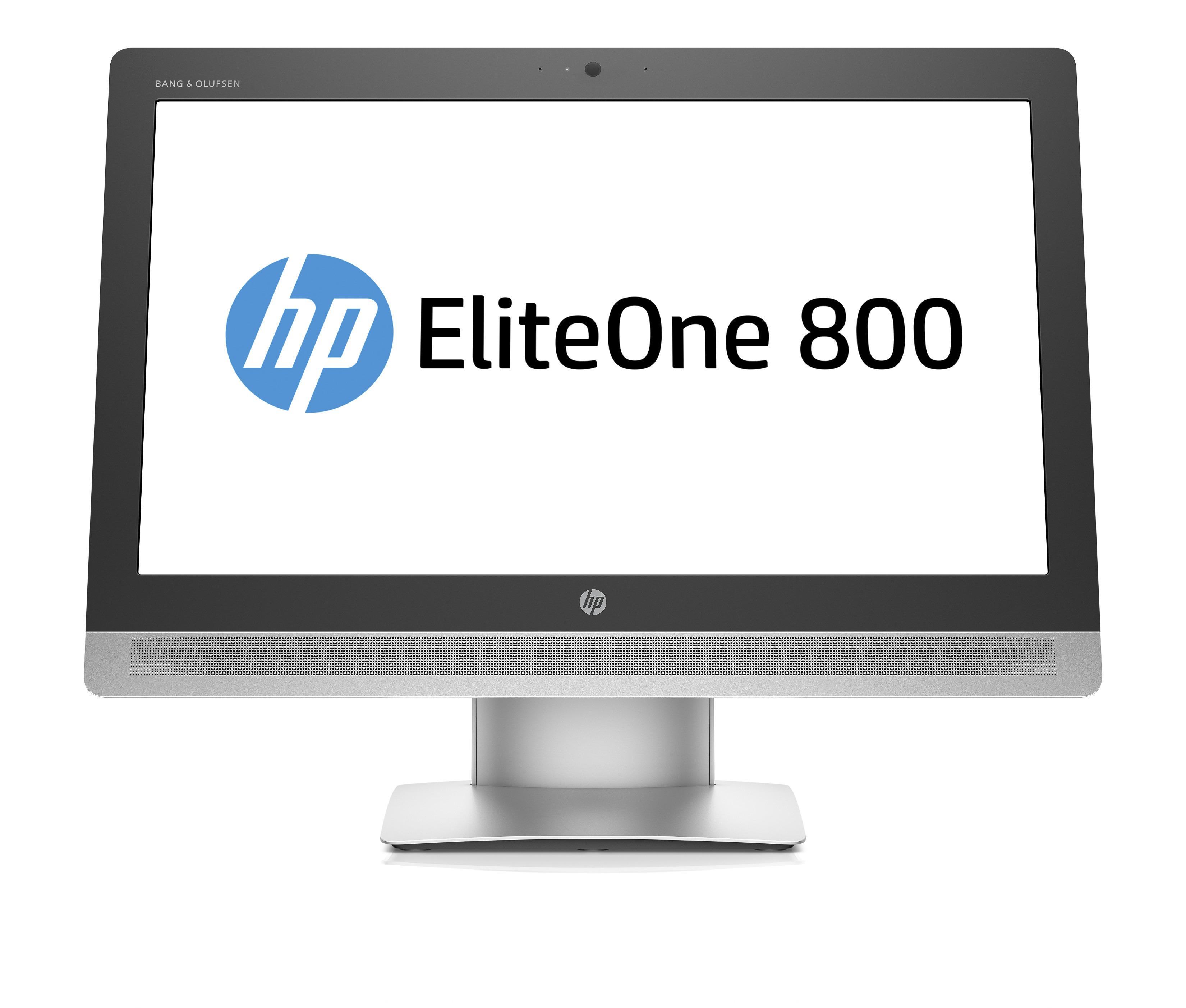 "HP EliteOne 800 G2 NT 3.2GHz i5-6500 23"" 1920 x 1080pixels Silver"