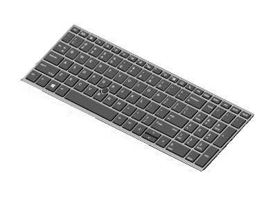 HP L14366-BG1 notebook spare part Keyboard