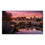 """Samsung QB75R 189,2 cm (74.5"""") LED 4K Ultra HD Pantalla plana para señalización digital Negro Procesador incorporado Tizen 4.0"""