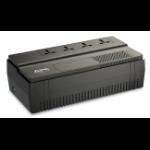 APC BV500I-MS uninterruptible power supply (UPS) Line-Interactive 0.5 kVA 300 W