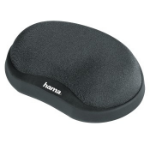 "Hama Mini Wrist Rest ""Pro"", anthracite Black wrist rest"