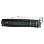APC Smart-UPS Line-Interactive 3000VA 9AC outlet(s) Rackmount Black uninterruptible power supply (UPS)