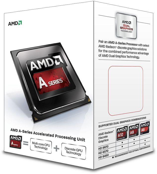 AMD A series A4-4020 3.2GHz 1MB L2 Box processor