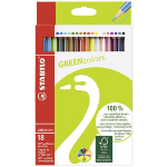 STABILO GREENcolors colour pencil 18 pc(s)