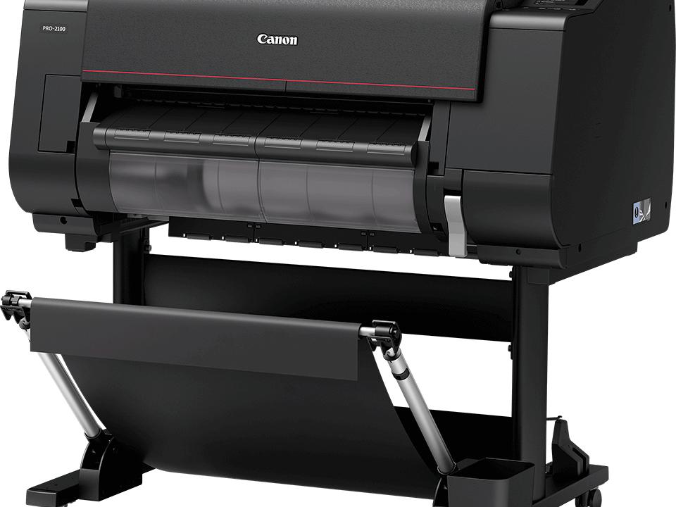 Canon imagePROGRAF PRO-2100 large format printer Inkjet Colour 2400 x 1200 DPI Ethernet LAN
