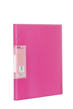 Pentel Display Book Vivid personal organizer Pink