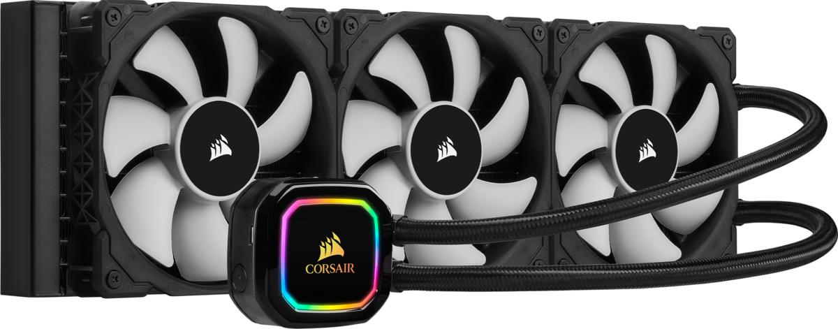 Corsair iCUE H150i RGB PRO XT computer liquid cooling Processor