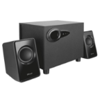 Trust Avora 2.1 speaker set 2.1 channels 9 W Black