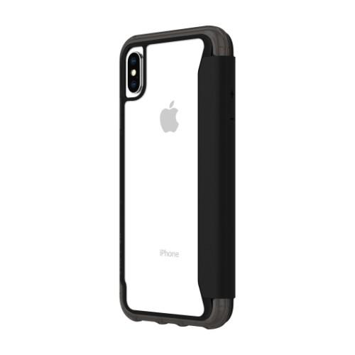 """Incipio GIP-018-BKC mobile phone case 16.5 cm (6.5"""") Folio Black"""
