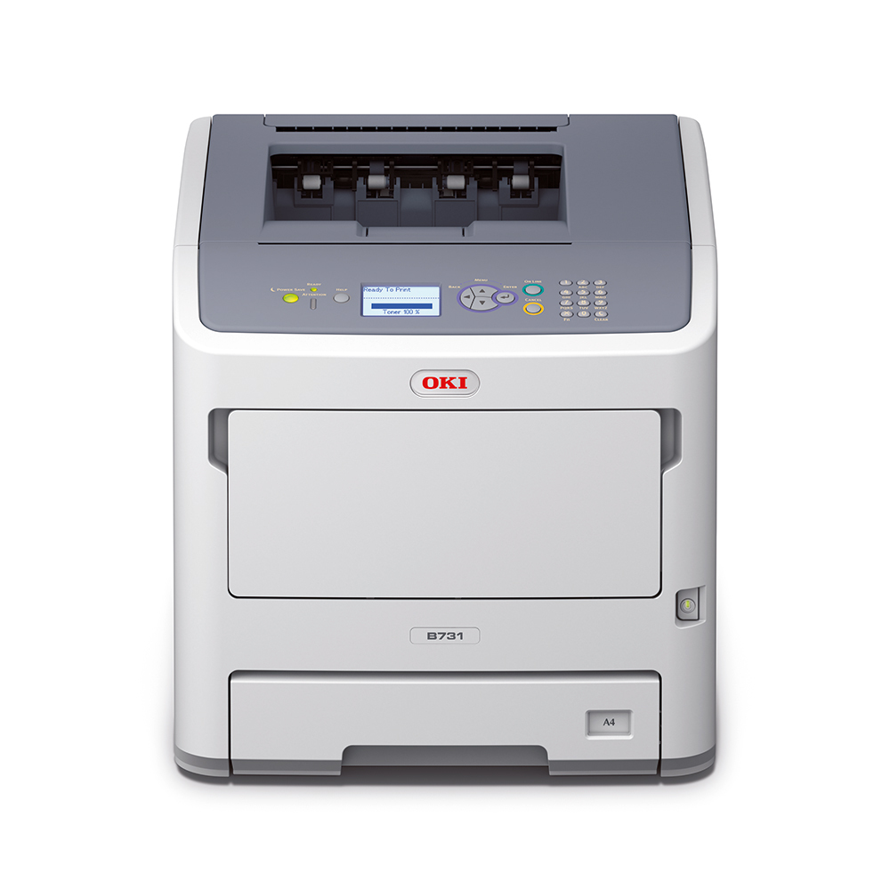 B731dnw - Mono Printer - LED - A4 - USB / Ethernet / Wireless