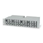 Black Box LMC211AE-MM network media converter 10 Mbit/s 850 nm Multi-mode