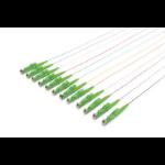 Digitus DK-29441-02 fibre optic cable 2 m OS2 E-2000 (LSH) Pigtail Multicolour set