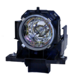 Hitachi Generic Complete Lamp for HITACHI CP-X809 projector. Includes 1 year warranty.