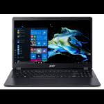 "Acer Extensa 15 EX215-51K-37D4 Zwart Notebook 39,6 cm (15.6"") 1920 x 1080 Pixels Zevende generatie Intel® Core™ i3 i3-7020U 4 GB DDR4-SDRAM 256 GB SSD"
