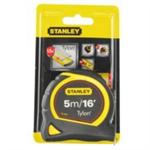 Stanley 0-30-696 5m Black,Yellow tape measure