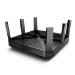 TP-LINK Archer C4000 wireless router Tri-band (2.4 GHz / 5 GHz / 5 GHz) Gigabit Ethernet Black