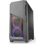 Antec DP502 Flux Midi Tower Grijs