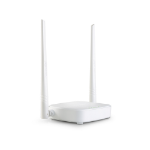 Tenda N301 Fast Ethernet White wireless router