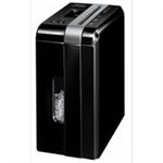 Fellowes Powershred DS-1200Cs Cross shredding Black paper shredder