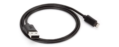 Griffin USB - Lightning Connector Cable, 60cm 0.60 m Black