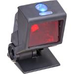 Honeywell MS3580 Quantum T Lector de códigos de barras fijo Laser Negro