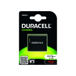 Duracell Camera Battery - replaces Olympus LI-50B Battery