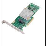 Adaptec 8405E RAID controller PCI Express x8 3.0 12 Gbit/s