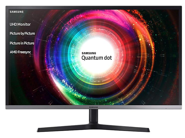 Samsung 4K QLED Monitor 32 inch LU32H850UMU