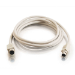 C2G 2m PS/2 Cable cable ps/2 Gris