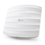 TP-LINK EAP225 V3 WLAN access point Power over Ethernet (PoE) White