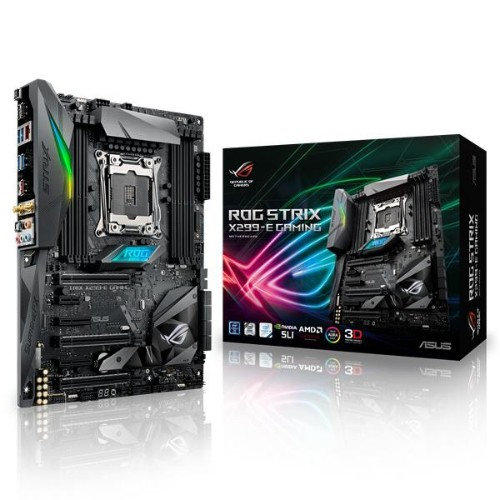ASUS ROG STRIX X299-E GAMING LGA 2066 Intel® X299 ATX
