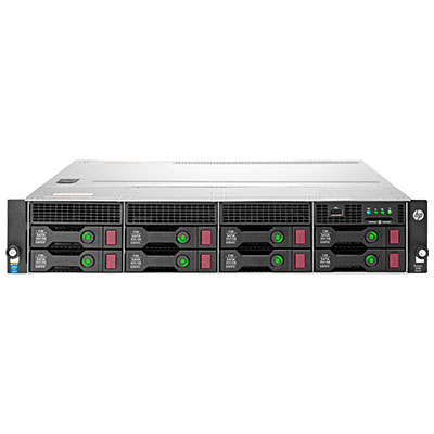 Hewlett Packard Enterprise ProLiant DL80 Gen9 E5-2603v3 8GB-R B140i 8LFF 550W PS Server/GO server
