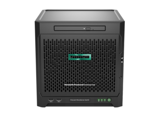 Hewlett Packard Enterprise ProLiant MicroServer Gen10 1.6GHz X3216 200W Ultra Micro Tower server