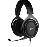 Corsair HS50 Pro Stereo Headset Head-band Carbon