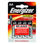 Energizer AA Max Alkaline 1.5V non-rechargeable battery
