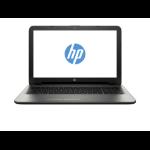 "HP 15-ac126na 2.3GHz i5-6200U 15.6"" 1366 x 768pixels Silver"